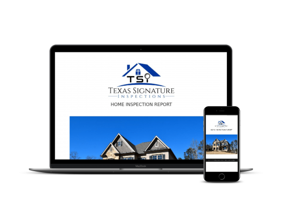 Home Inspection Report Houston